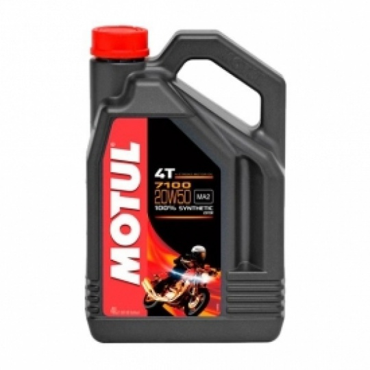 MOTUL olej motorový 7100 4T 20W50 4litry