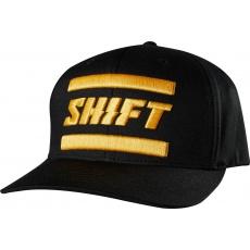 Pánská kšiltovka Shift 3Lack Label Flexfit Hat Black