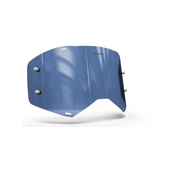 plexi pro brýle SCOTT PROSOECT, ONYX LENSES (modré s polarizací)