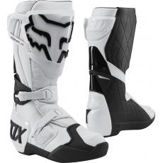 Pánské MX boty Fox Comp R Boot White