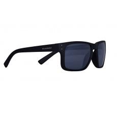 sluneční brýle BLIZZARD sun glasses POL606-111 black matt, 65-17-135