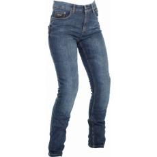 Dámské moto kalhoty RICHA NORA JEANS modré zkrácené