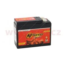 baterie gelová 12V, GTR4A-5, 3Ah, 55A, BANNER Bike Bull GEL 113x48x85