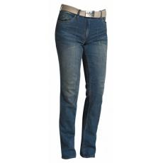 Dámské kevlarové moto kalhoty RICHA AXELLE JEANS modré