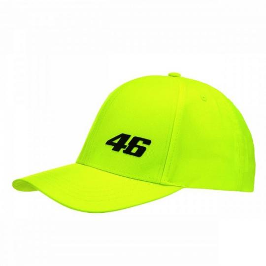 Kšiltovka Valentino Rossi CORE žlutá 325228