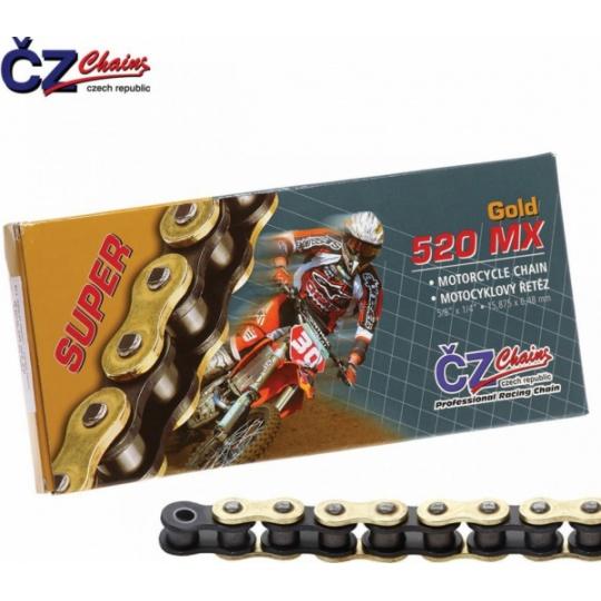 Řetěz ČZ 520 MX 116 článků