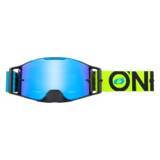 Brýle O´Neal B-30 BOLD modrá/žlutá radium modrá