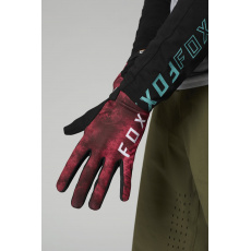 Dětské cyklo rukavice Fox Yth Ranger Glove Pink