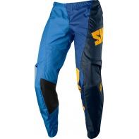 Pánské MX kalhoty Shift Whit3 Tarmac Pant Blue