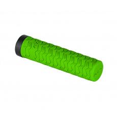 KELLYS Rukojeti KLS POISON SINGLE LockON, lawn green *