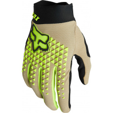 Pánské cyklo rukavice Fox Defend Glove tone