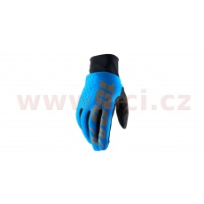 rukavice Hydromatic Brisker, 100% (modrá)