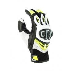 Dětské moto rukavice RICHA TURBO fluo žluté