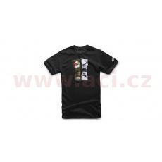 triko ROOTS TEE krátký rukáv, ALPINESTARS (černá)