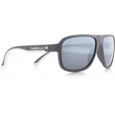 sluneční brýle RED BULL SPECT Sun glasses, LOOP-006, dark grey, white, smoke with silver flash, 59-15-145