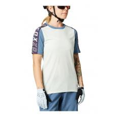 Dámský dres Fox W Ranger Dr Ss Jrsy Cloud Grey
