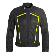 Moto bunda ELEVEIT AIR JACKET černo/žlutá