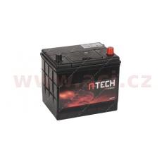 60Ah baterie, 460A, pravá A-TECH 232x173x225