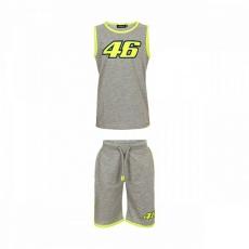 Dětská letní souprava Valentino Rossi VR46 šedá 308605