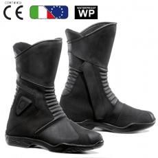 Moto boty FORMA VOYAGE WP černé