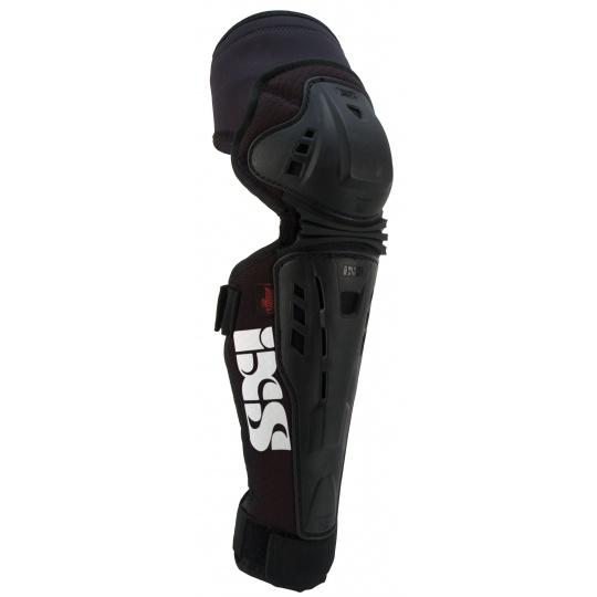IXS chrániče kolen a holení Assault černé