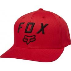 Pánská kšiltovka Fox Legacy Moth 110 Snapback Dark Red