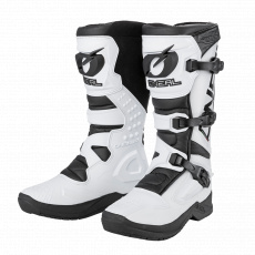 Boty O´Neal RSX bílá/černá