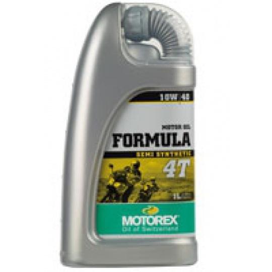 motorový olej 4T polosyntetický 10W40  1 litr