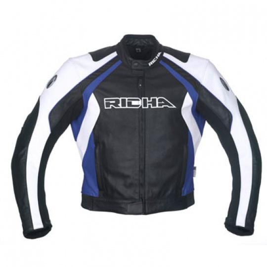Moto bunda RICHA SNIPER modrá