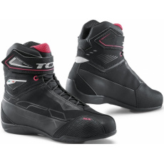 Dámské moto boty TCX RUSH 2 LADY WP černo/růžové
