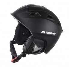 helma BLIZZARD Demon ski helmet, black matt