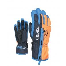 Dětské rukavice Level Dudy Blue