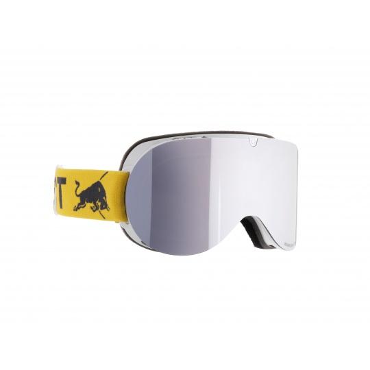 lyžařské brýle RED BULL SPECT Goggles, BONNIE-004, matt dark purple frame/dark anthracite headband, lens: amber snow CAT2
