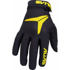 Dětské motokrosové rukavice ALIAS MX AKA černo/neonově žluté 2831-350
