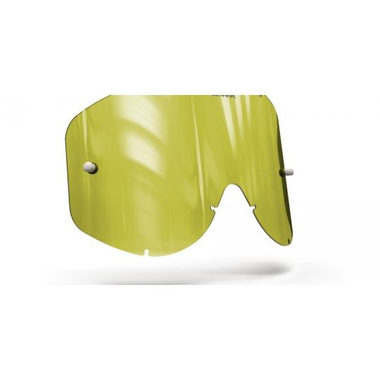 plexi pro brýle SCOTT RECOIL XI, ONYX LENSES (Hi-Vis žluté s polarizací)