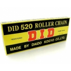 řetěz DID 520 M (118 čl.)