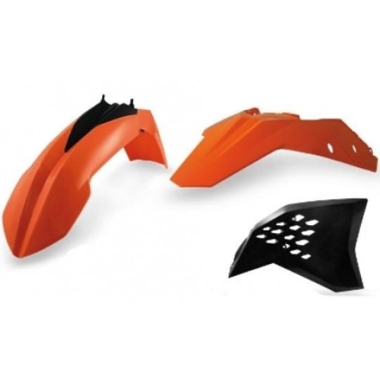 ACERBIS plastový kit KTM EXC/EXCF 08/11