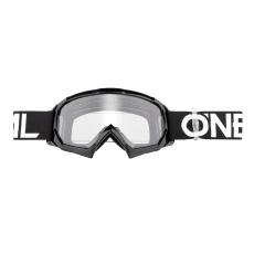 Dětské brýle O´Neal B-10 SOLID černá/bílá