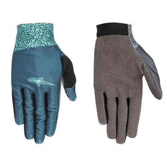 Alpinestars Aspen Pro Lite STELLA - dámské rukavice Teal Petrol