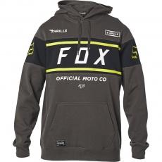 Pánská mikina Fox Official Pullover Fleece Smoky