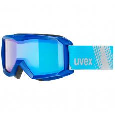 lyžařské brýle UVEX FLIZZ FM, cobalt dl/blue clear-blue(4030)