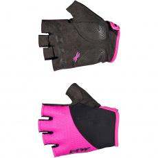 Dámské rukavice Northwave Fast W Glove Fuchsia/Black