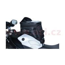 tankbag na motocykl S20R Adventure s popruhy, OXFORD (černý, objem 20 l)