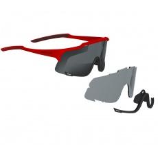 KELLYS Sluneční brýle DICE Photochromic, Shiny Red