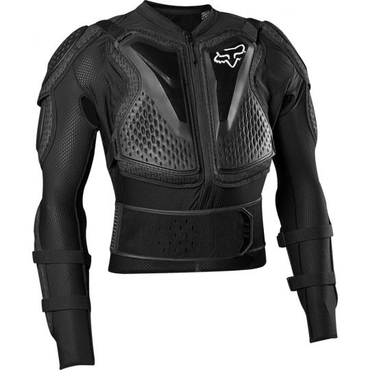Chránič těla FOX Titan Sport Jacket Black