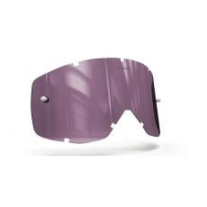 plexi pro brýle SCOTT HUSTLE/TYRANT/SPLIT, ONYX LENSES (fialové s polarizací)