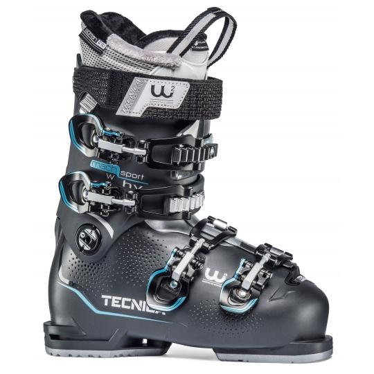 lyžařské boty TECNICA Mach Sport 75 HV W, graphite, 19/20