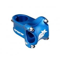 SPIKE Race 2 Stem, 50mm Blue
