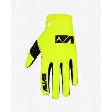Motokrosové rukavice ALIAS MX AKA LITE chartreuse 2838-007