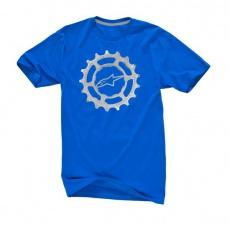 Pánské tričko Alpinestars Forget Tee Blue